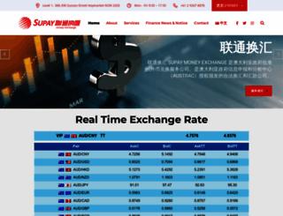 supay.com.au screenshot