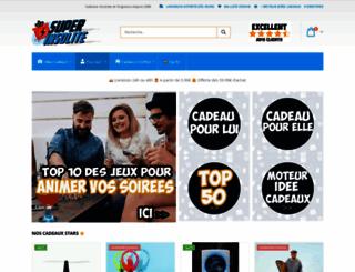 super-insolite.com screenshot