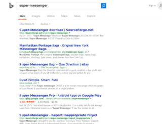 super-messenger.com screenshot