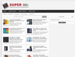 super00n.blogspot.com screenshot