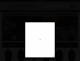 supercasuals.com screenshot
