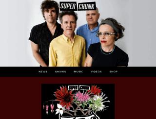 superchunk.com screenshot