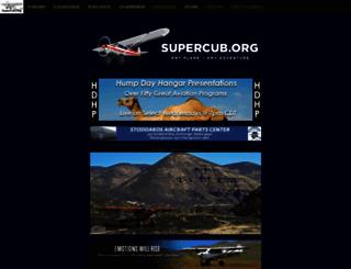 supercub.org screenshot