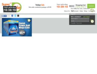 superdailysale.com.au screenshot