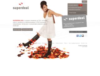 superdeal.bg screenshot