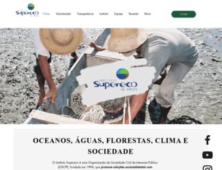 supereco.org.br screenshot