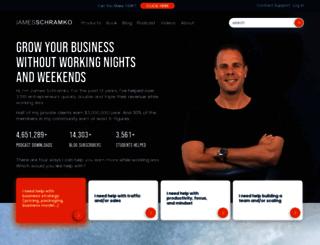 superfastresults.com screenshot
