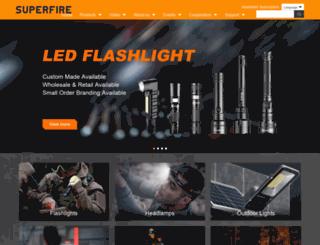superfire.com screenshot