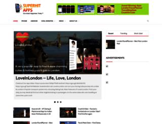 superhitapps.com screenshot