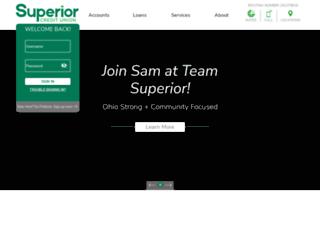 superiorfcu.com screenshot