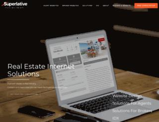 superlative.com screenshot