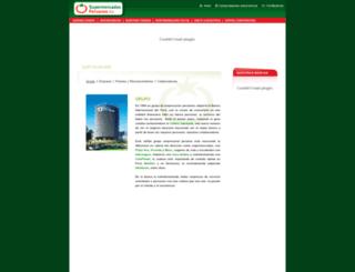 supermercadosperuanos.com.pe screenshot