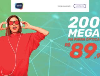 supermidiatvacabo.com.br screenshot