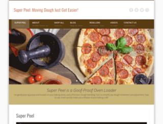 superpeel.com screenshot