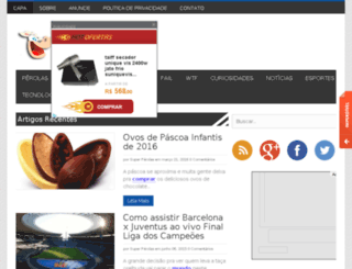superperolas.org screenshot