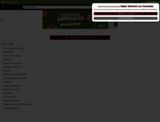 superselectos.com screenshot