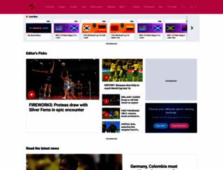 supersport.com screenshot
