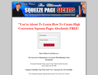 supersqueezepagesecrets.com screenshot