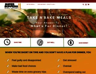 supersuppers.com screenshot