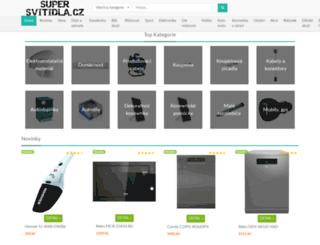 supersvitidla.cz screenshot