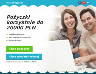 superszybkapozyczka.com.pl screenshot