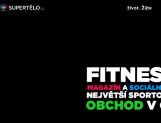 supertelo.cz screenshot