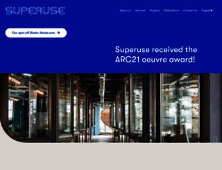 superuse.org screenshot