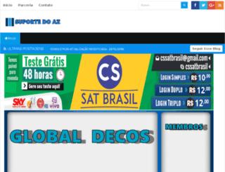 suportedoaz.blogspot.com.br screenshot