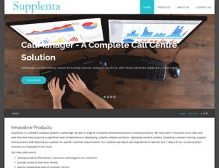 supplenta.com screenshot