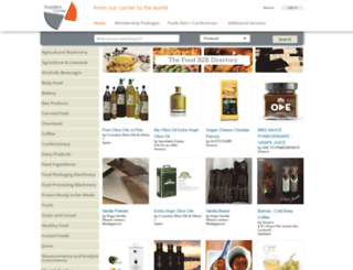 supplierscorner.com screenshot