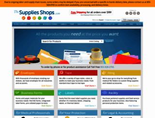 suppliesshops.com screenshot