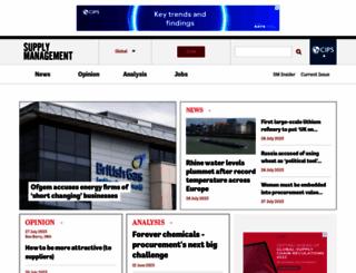 supplymanagement.com screenshot