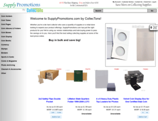 supplypromotions.com screenshot