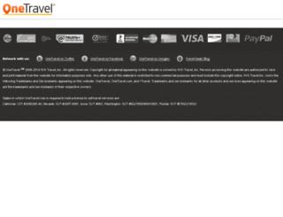 Access support.onetravel.com. OneTravel Toll Free Customer ... Onetravel