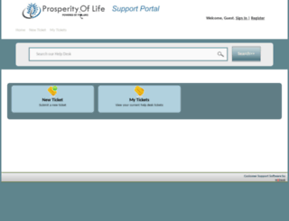 support.polarisglobal.com screenshot