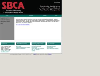 support.sbcindustry.com screenshot