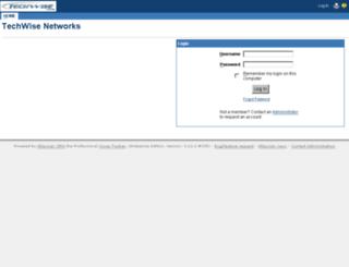 support.techwisenetworks.com screenshot