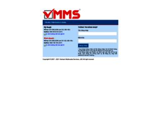 support.vmms.vn screenshot