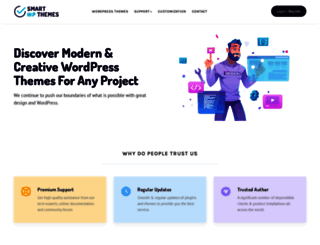 support.wpsmartapps.com screenshot