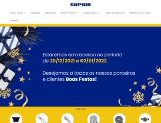 suprir.com.br screenshot
