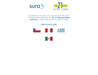 sura21dias.com screenshot
