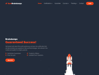 surebraindumps.com screenshot