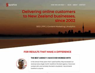 surefiresearch.com screenshot