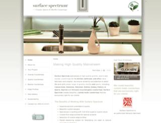 surfacespectrum.com screenshot
