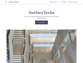 surfacetechs.com screenshot