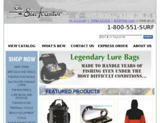 surfcaster.commercev3.com screenshot