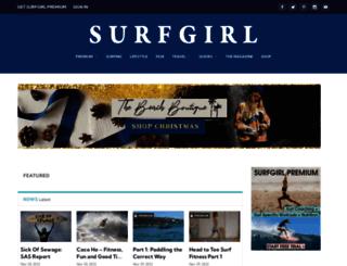 surfgirlmag.com screenshot