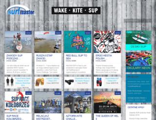 surfmaster.pl screenshot