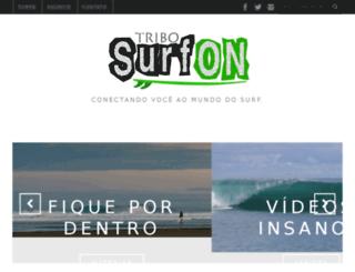 surfon.com.br screenshot