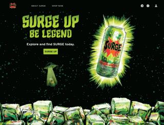 surge.com screenshot